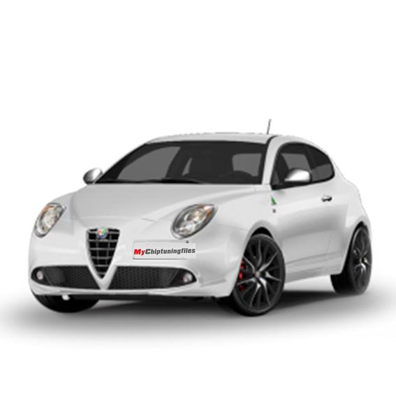 Remapping File For Alfa Romeo Mito 1.3 JTDM 85hp